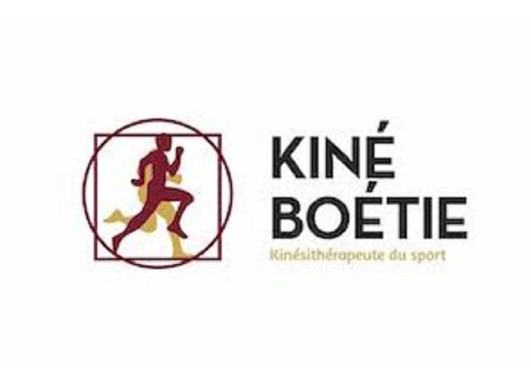 Logo KinéBoétie : Les kinés du sport