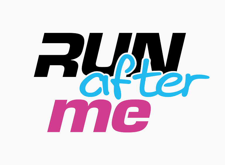 Logo de la Run After Me, une course organisée par Coach Me Happy à Rouen